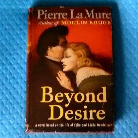 Beyond Desire/Hardcover BK